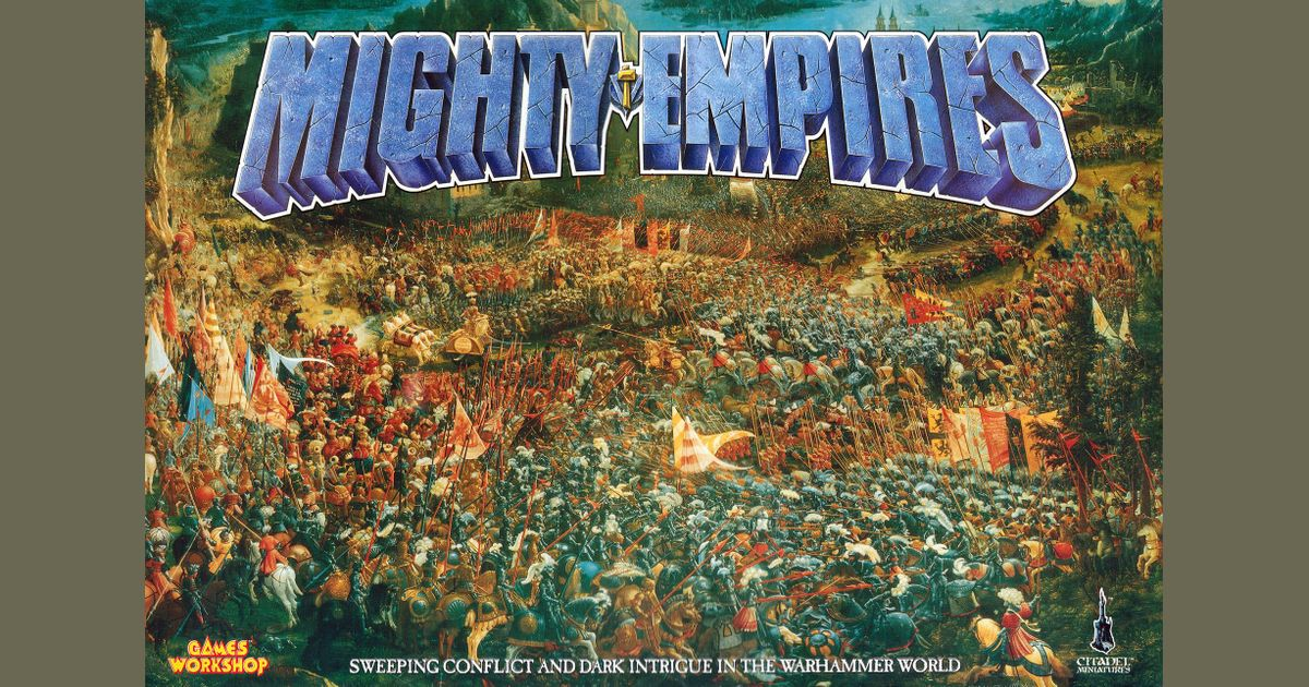 Mighty Empires | Board Game | BoardGameGeek