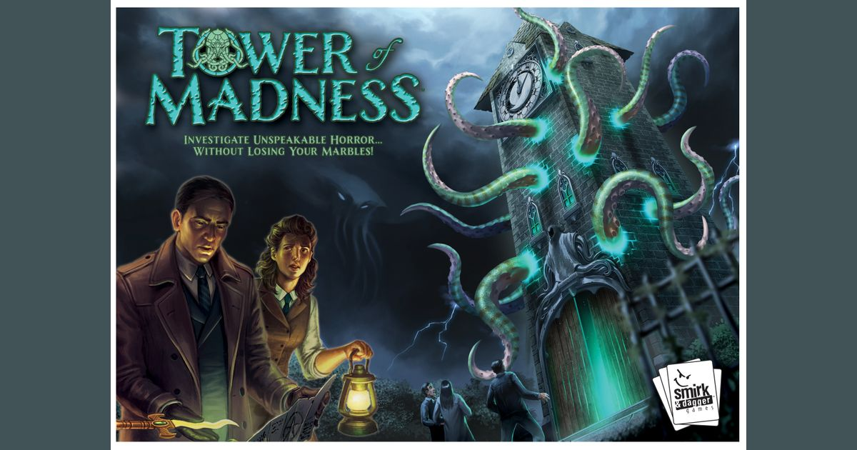 Tower of Madness | Board Game | BoardGameGeek