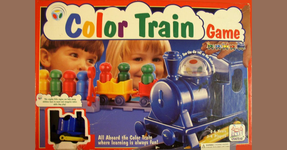 Thrifty Review   Color Train Game   BoardGameGeek