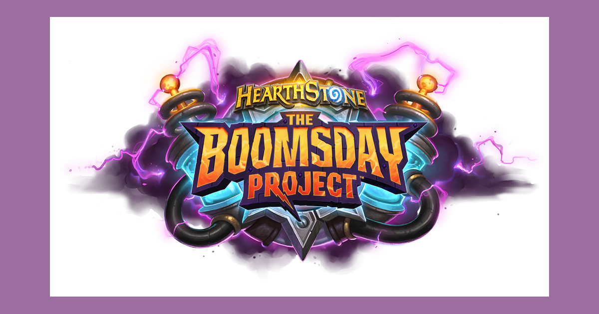 Hearthstone: The Boomsday Project | Video Game | BoardGameGeek