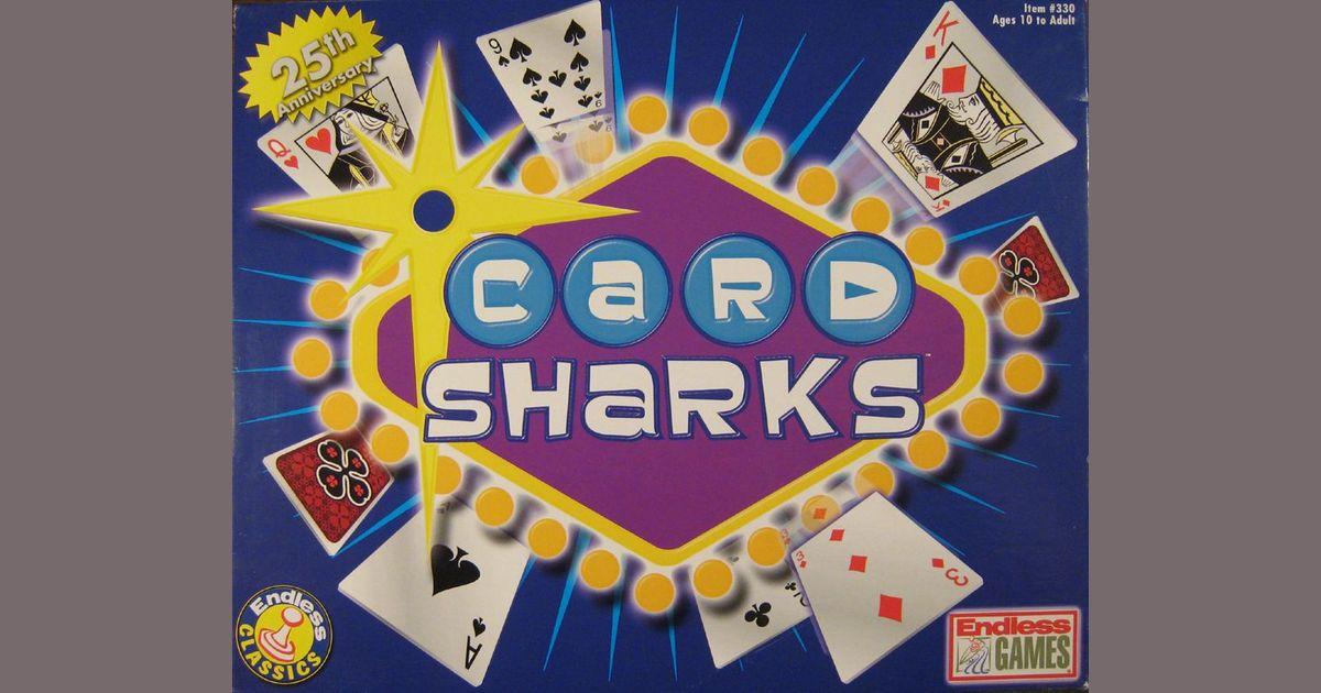 Shark Bridge Card Game