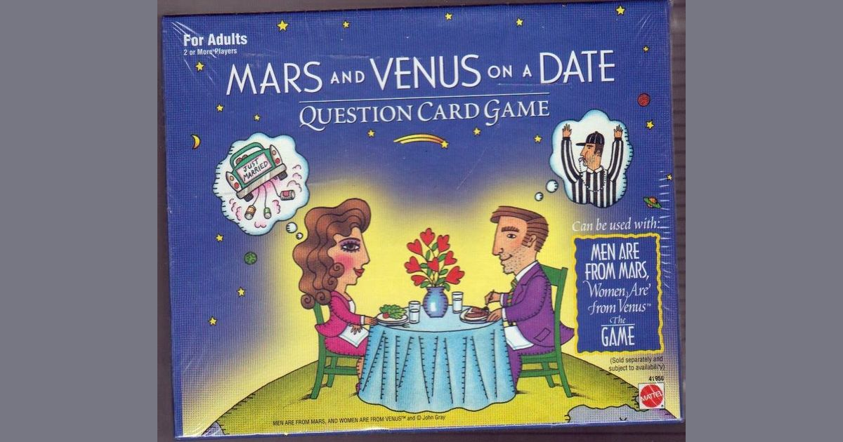 venus dating mars