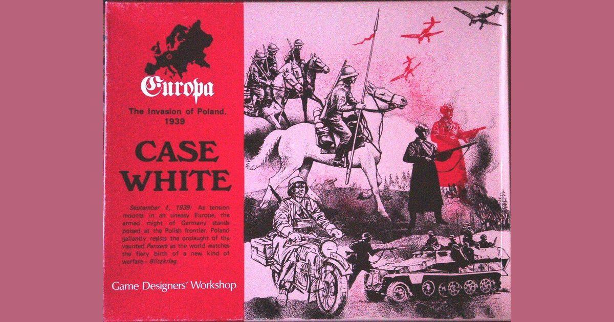 The Invasion of Poland 1939 Case White