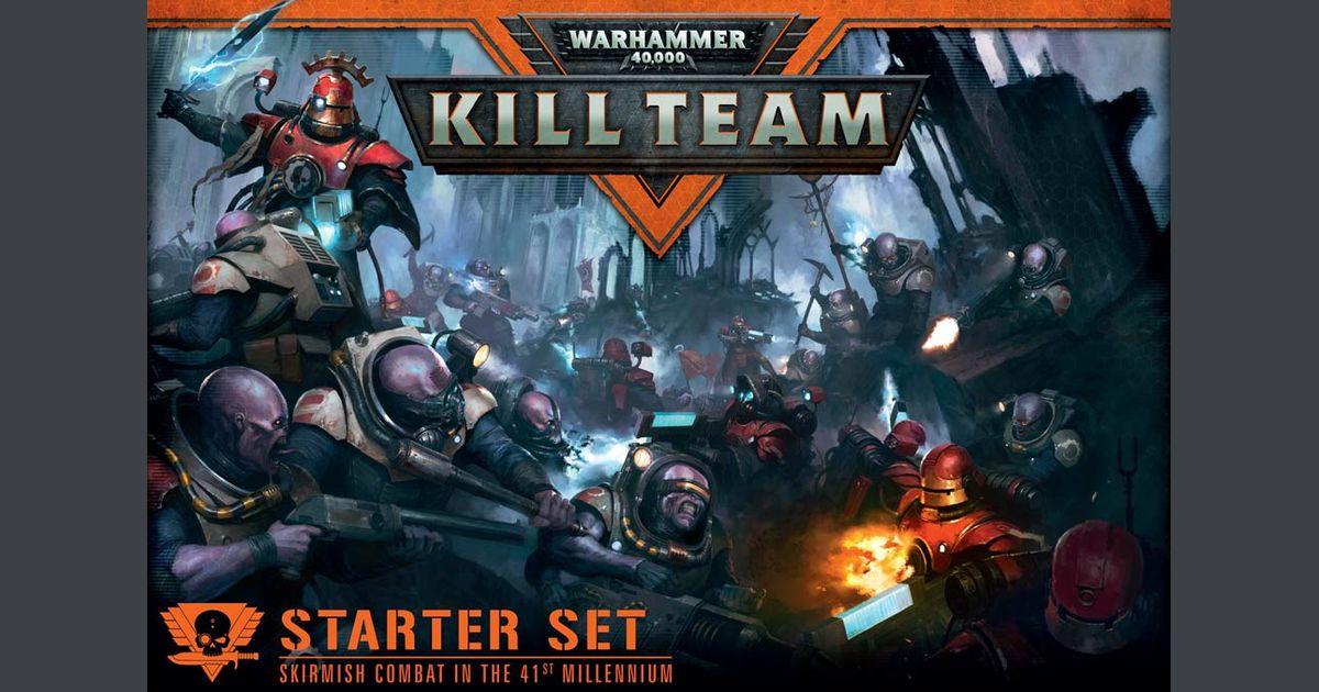Warhammer 40,000: Kill Team | Board Game | BoardGameGeek