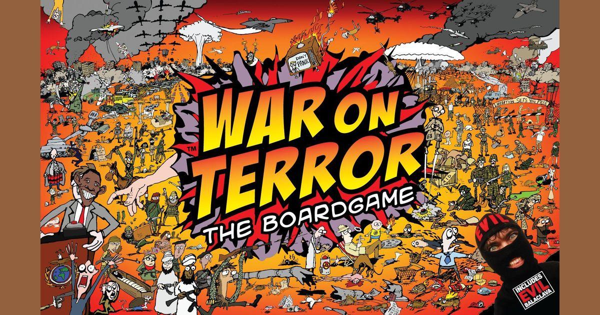 War on Terror | Board Game | BoardGameGeek