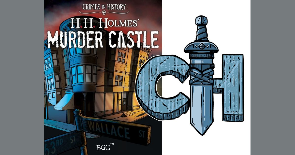 Initial Thoughts On H H Holmes Murder Castle The Cardboard