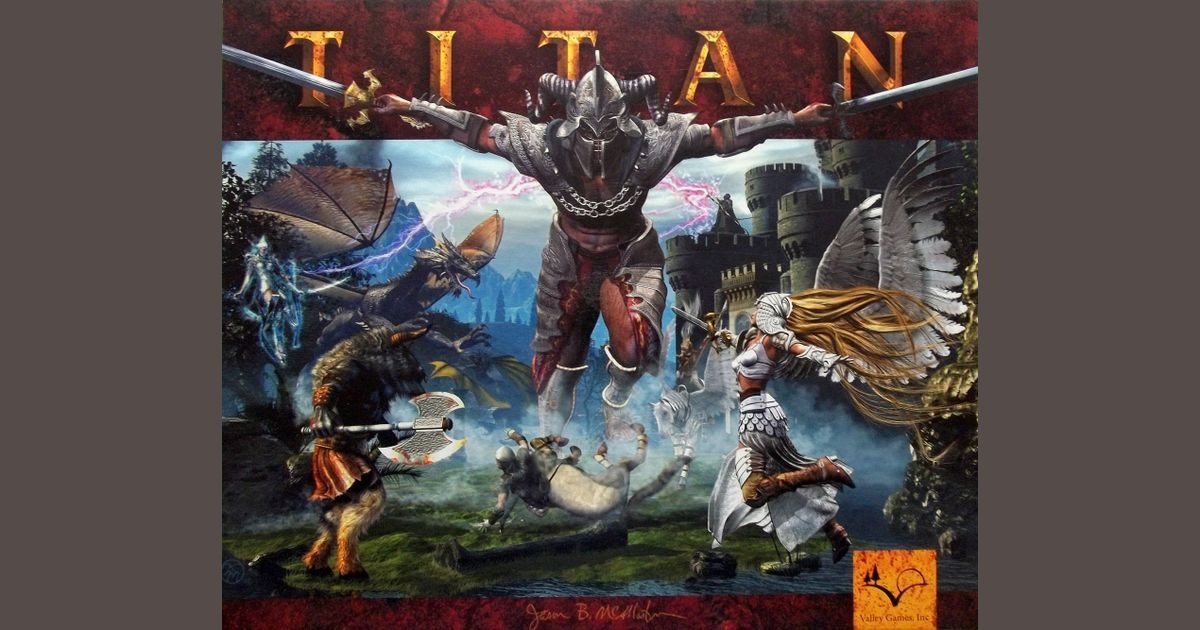 Titan: Abyssal-6 Variant | Titan | BoardGameGeek