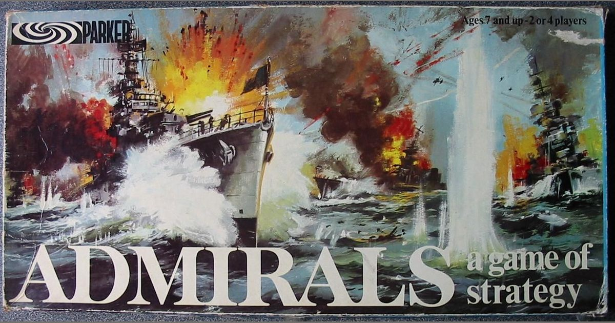 ADMIRALS A game of strategy