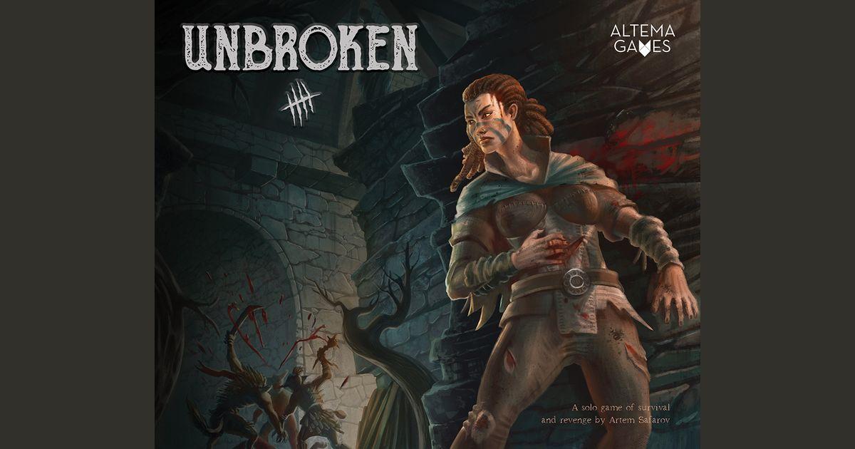 Unbroken | Board Game | BoardGameGeek