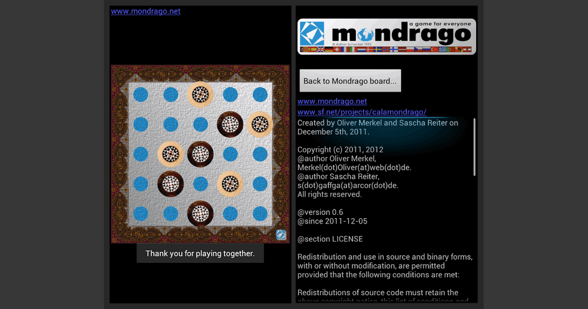 Mondrago   Video Game   VideoGameGeek