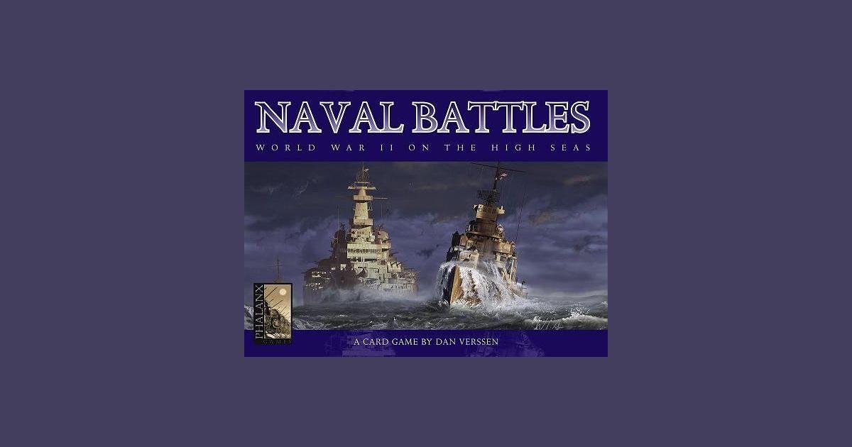Naval Battles | Board Game | BoardGameGeek