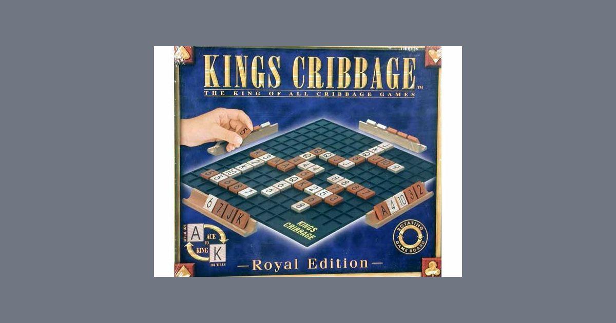 Kings Cribbage   Board Game   BoardGameGeek