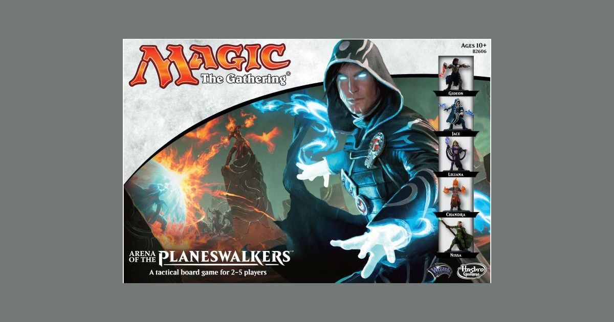 Why it's on My Shelf | Magic: The Gathering – Arena of the