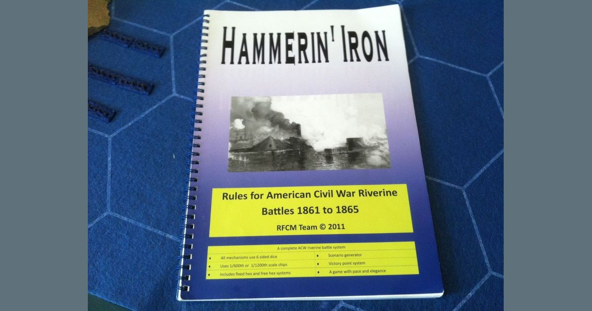 Hammerin' Iron – A Review | Hammerin' Iron 2011 | BoardGameGeek