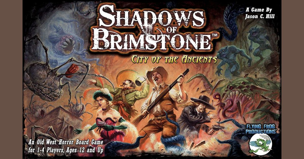 Shadow of Brimstone - My thoughts about expanding the game