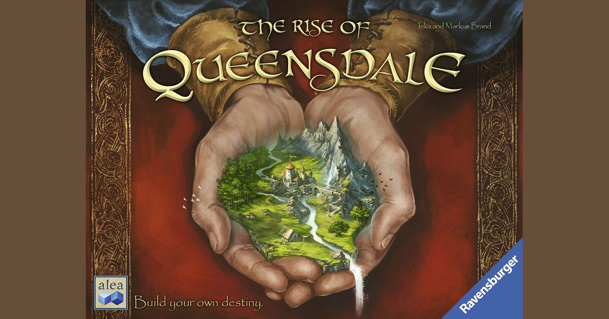 The Rise of Queensdale | Board Game | BoardGameGeek
