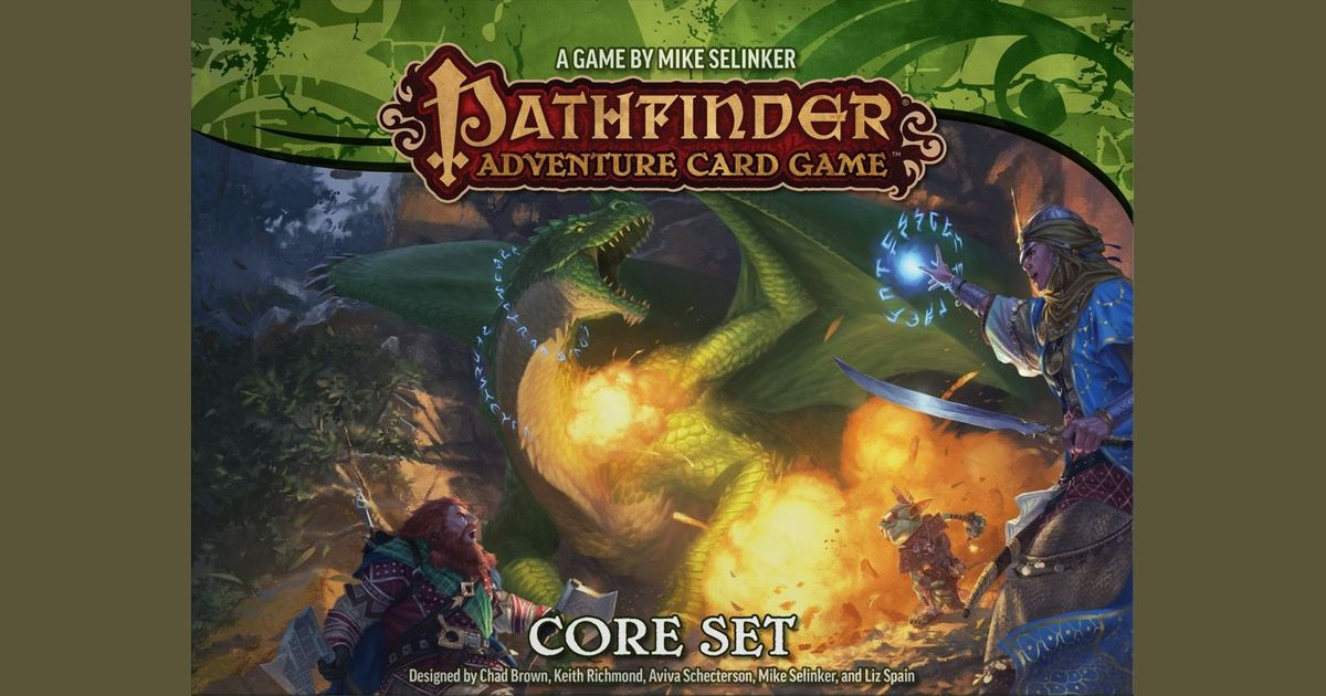 Great Upgrade | Pathfinder Adventure Card Game: Core Set