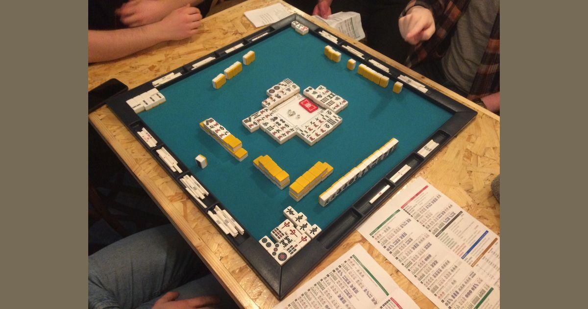 Riichi Mahjong | Board Game | BoardGameGeek