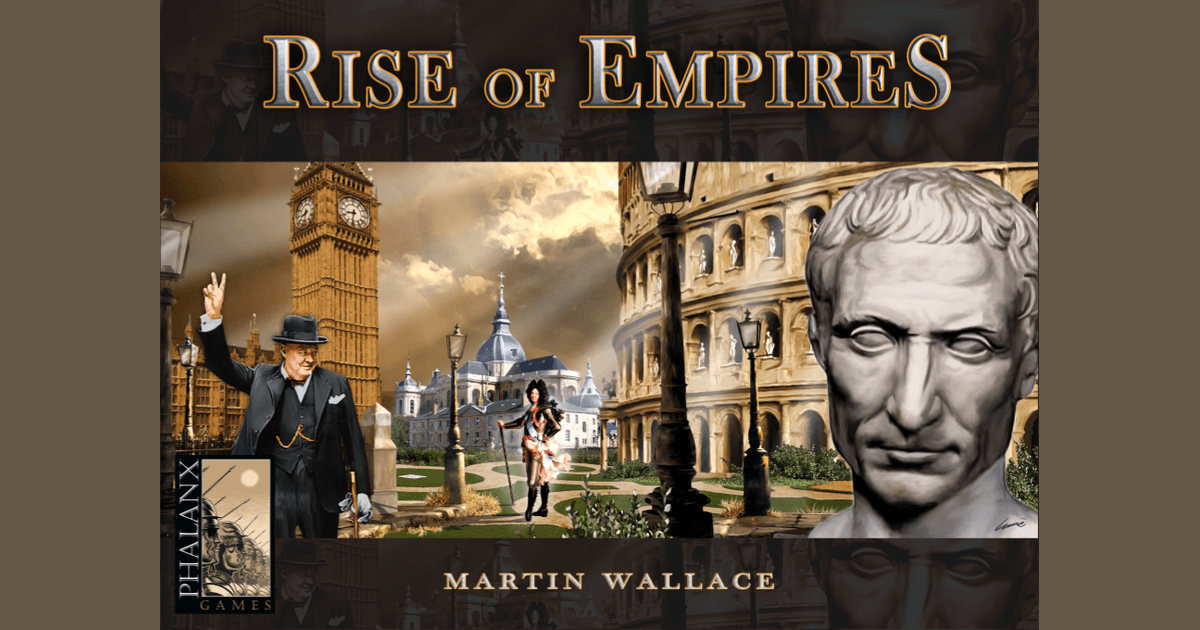 Rise of Empires | Board Game | BoardGameGeek