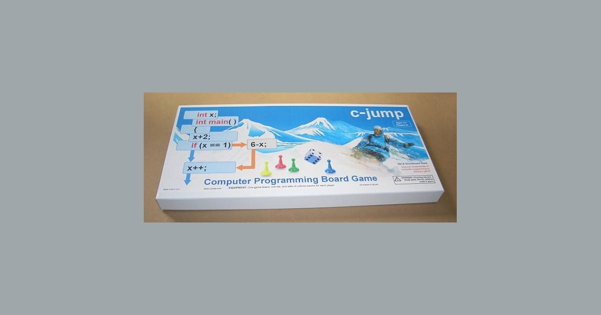 c-jump board game mentioned on Gizmodo | c-jump Computer ...