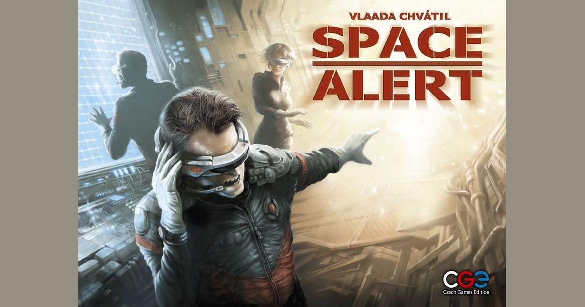 Space Alert   Board Game   BoardGameGeek