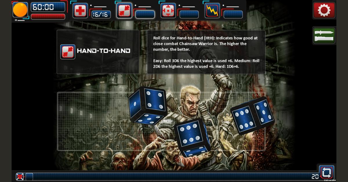 Developer Interview: Chainsaw Warrior Part 1   iOS Board