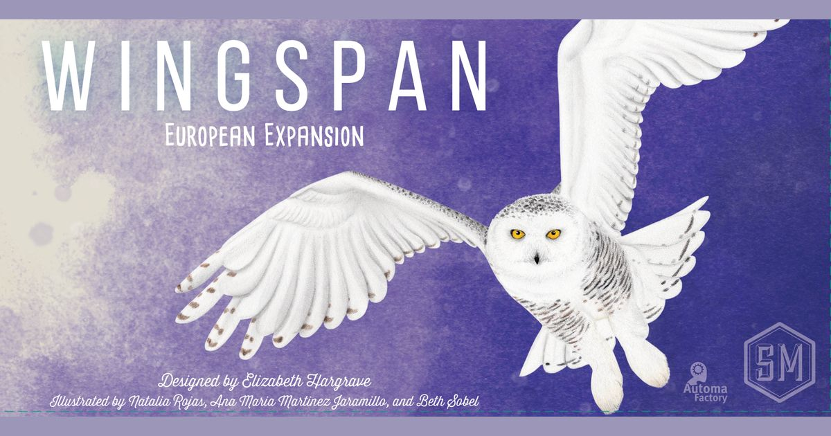 K And K Auto >> Wingspan: European Expansion | Board Game | BoardGameGeek