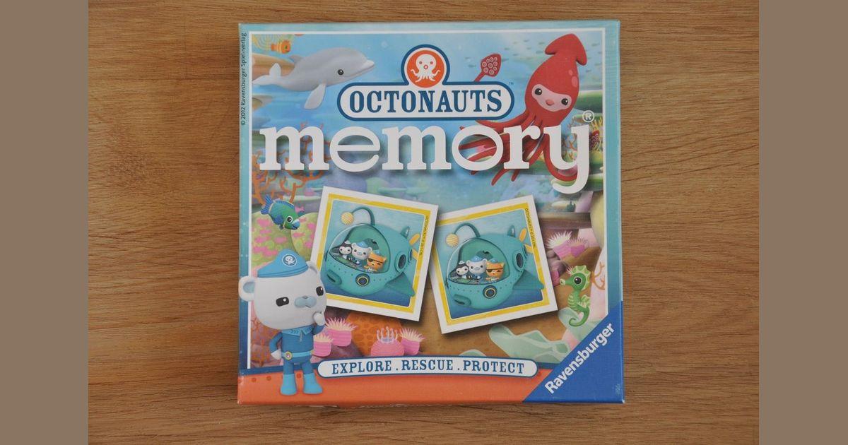 Ravensburger SPIDER-MAN MINI MEMORY Toys Puzzles BNIP