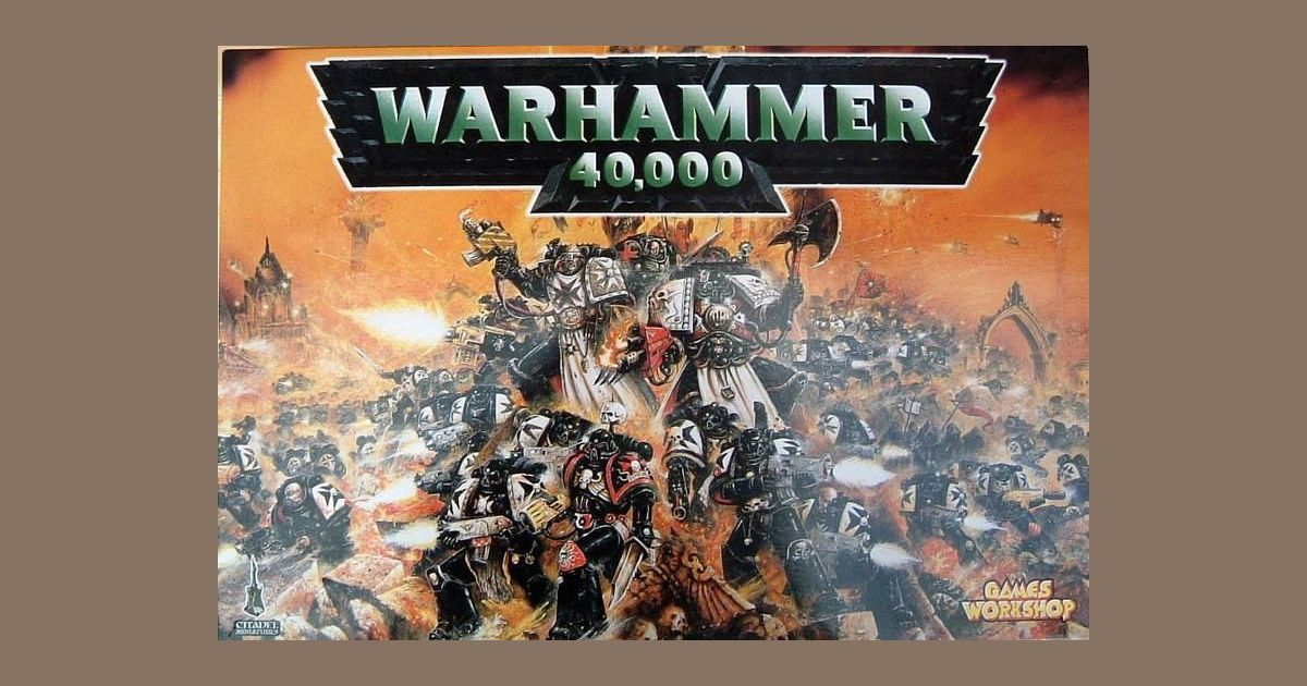 Evolution of 40k - Which edition is right for you? | Warhammer