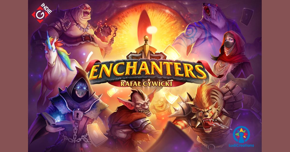 Enchanters | Board Game | BoardGameGeek
