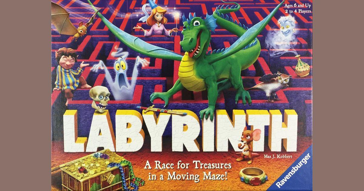 Labyrinth | Board Game | BoardGameGeek