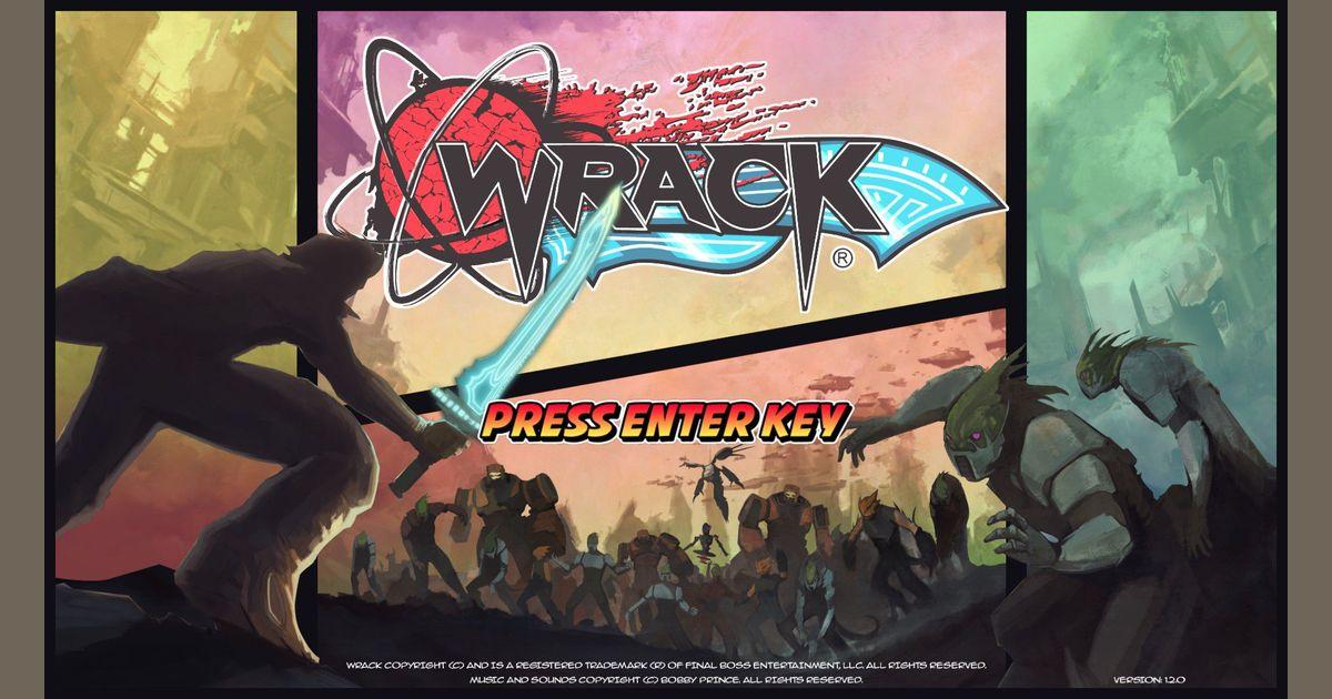 Wrack | Video Game | VideoGameGeek