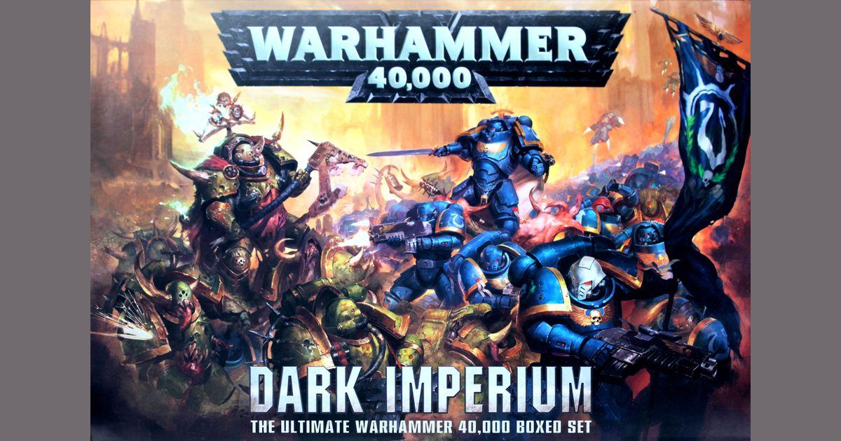 Warhammer 40,000: Dark Imperium   Board Game   BoardGameGeek