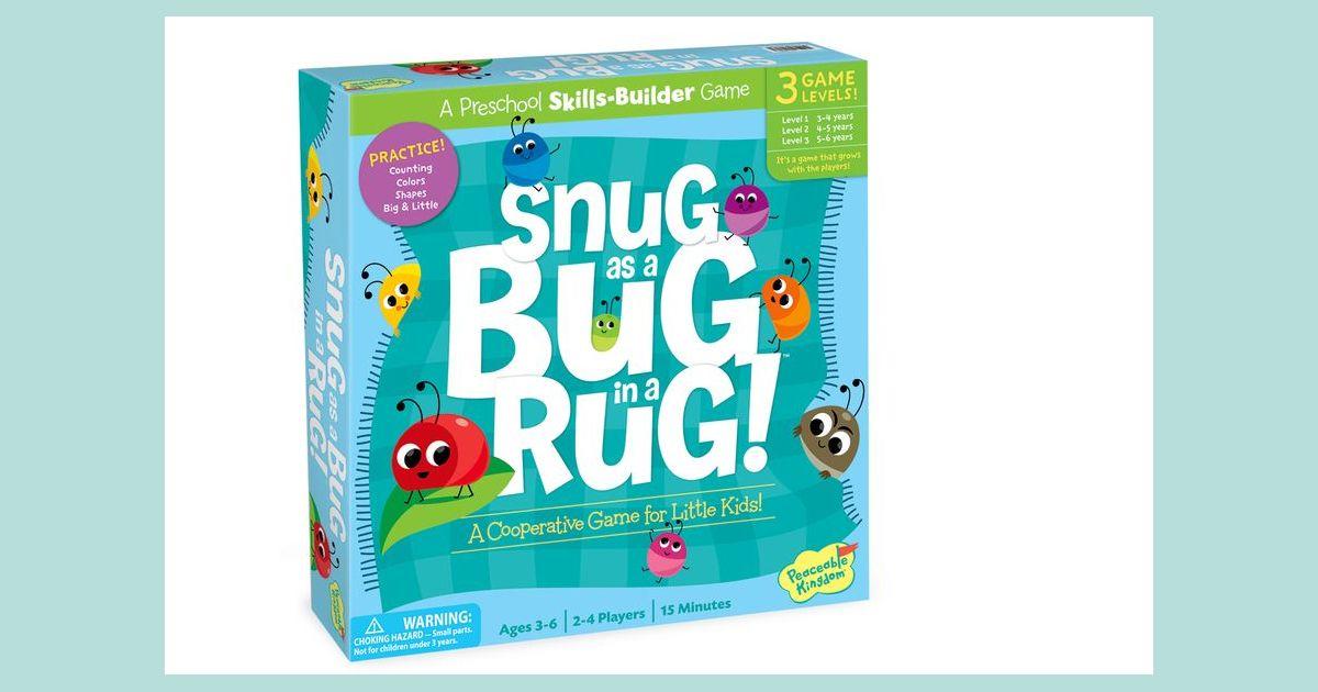 Snug As A Bug In Rug Board