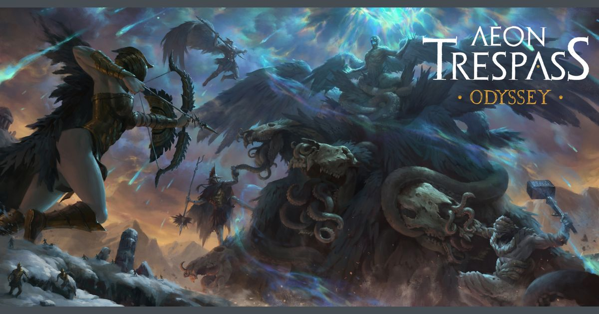 First look at Aeon Trespass: Odyssey | Aeon Trespass