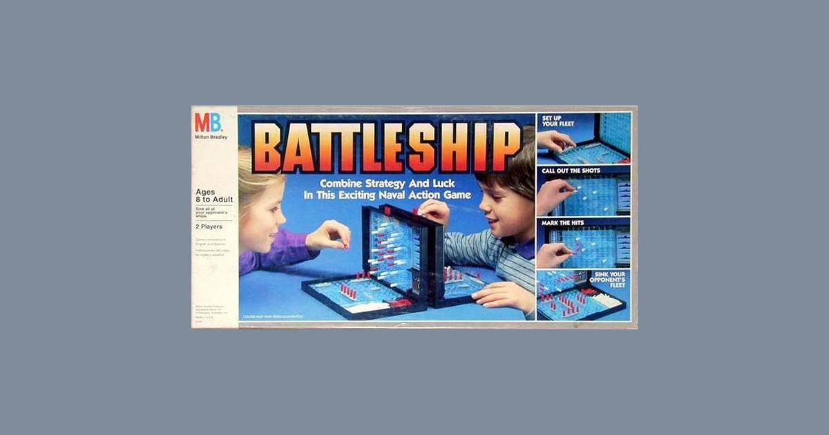 Battleship | Board Game | BoardGameGeek