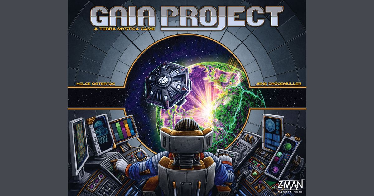 Gaia project 14 new factions fans made  board game