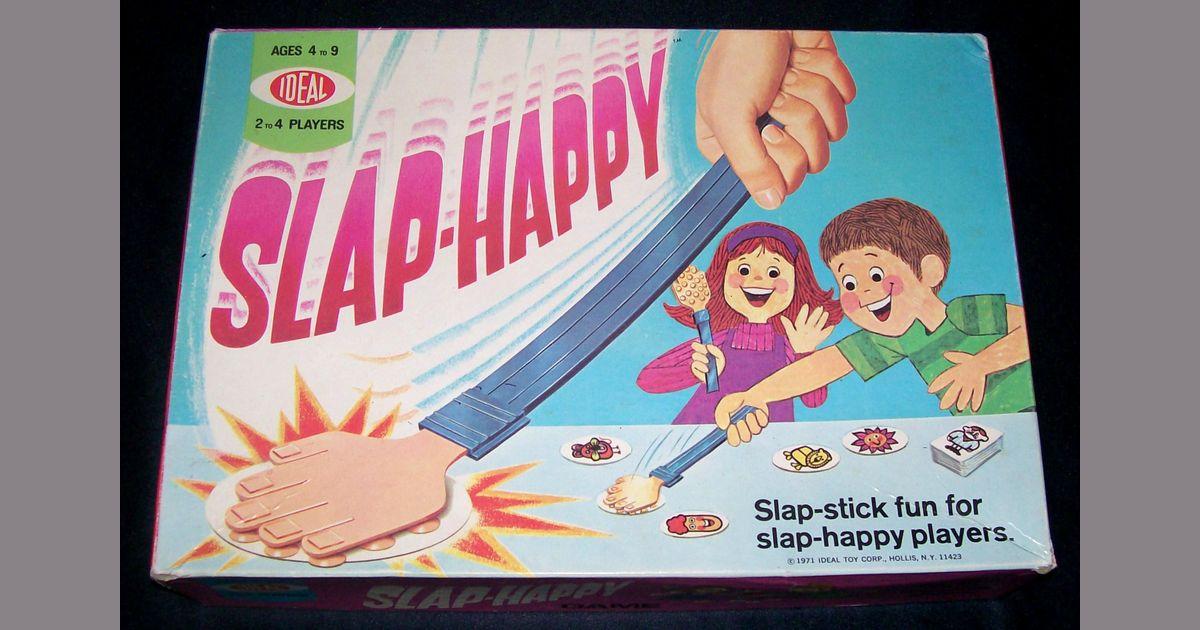 Slap Happy Game Board Game Boardgamegeek