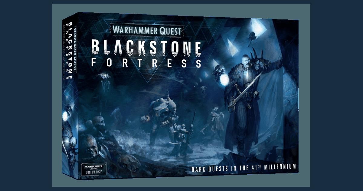 Warhammer Quest: Blackstone Fortress | Board Game