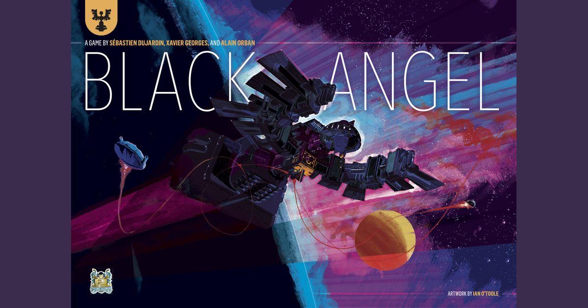 Black Angel   Board Game   BoardGameGeek