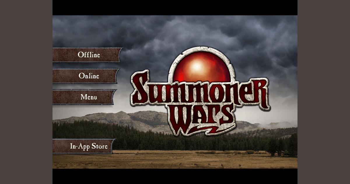 summoner wars online game