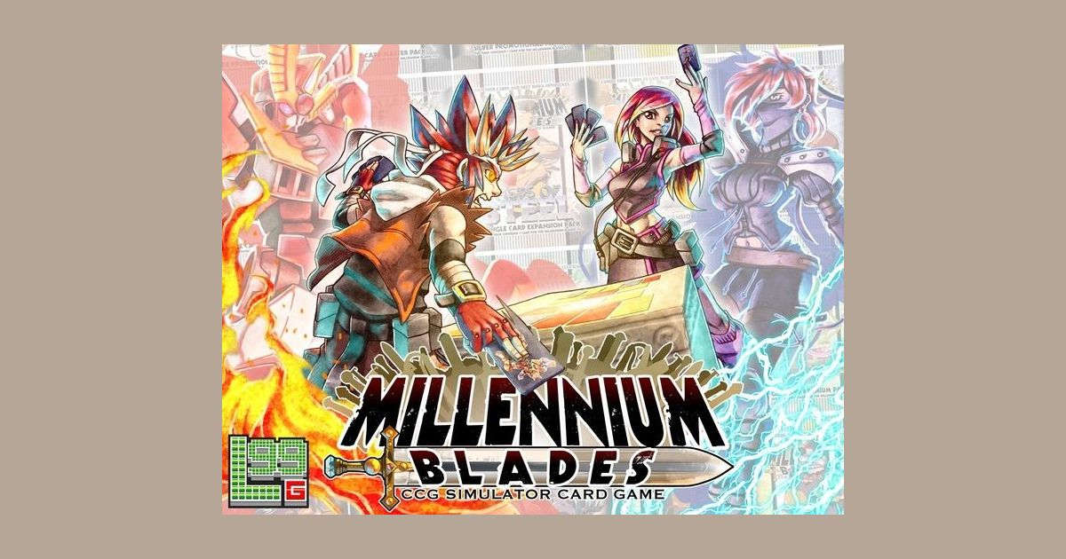 Millennium Blades | Board Game | BoardGameGeek