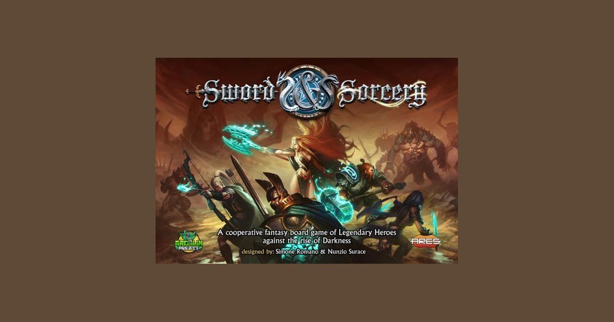 Sword & Sorcery | Board Game | BoardGameGeek