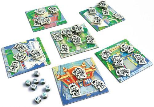 Board Game: Zombie Mania!