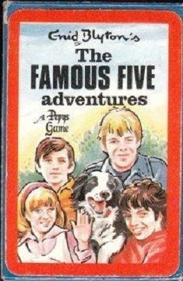 The Famous Five Card Game
