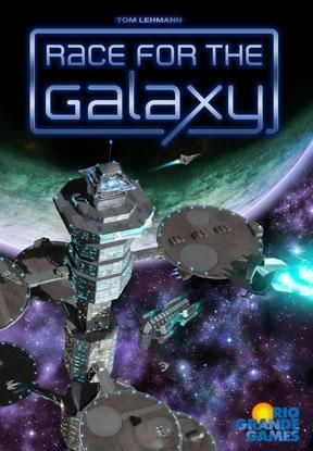 Main image for Race for the Galaxy