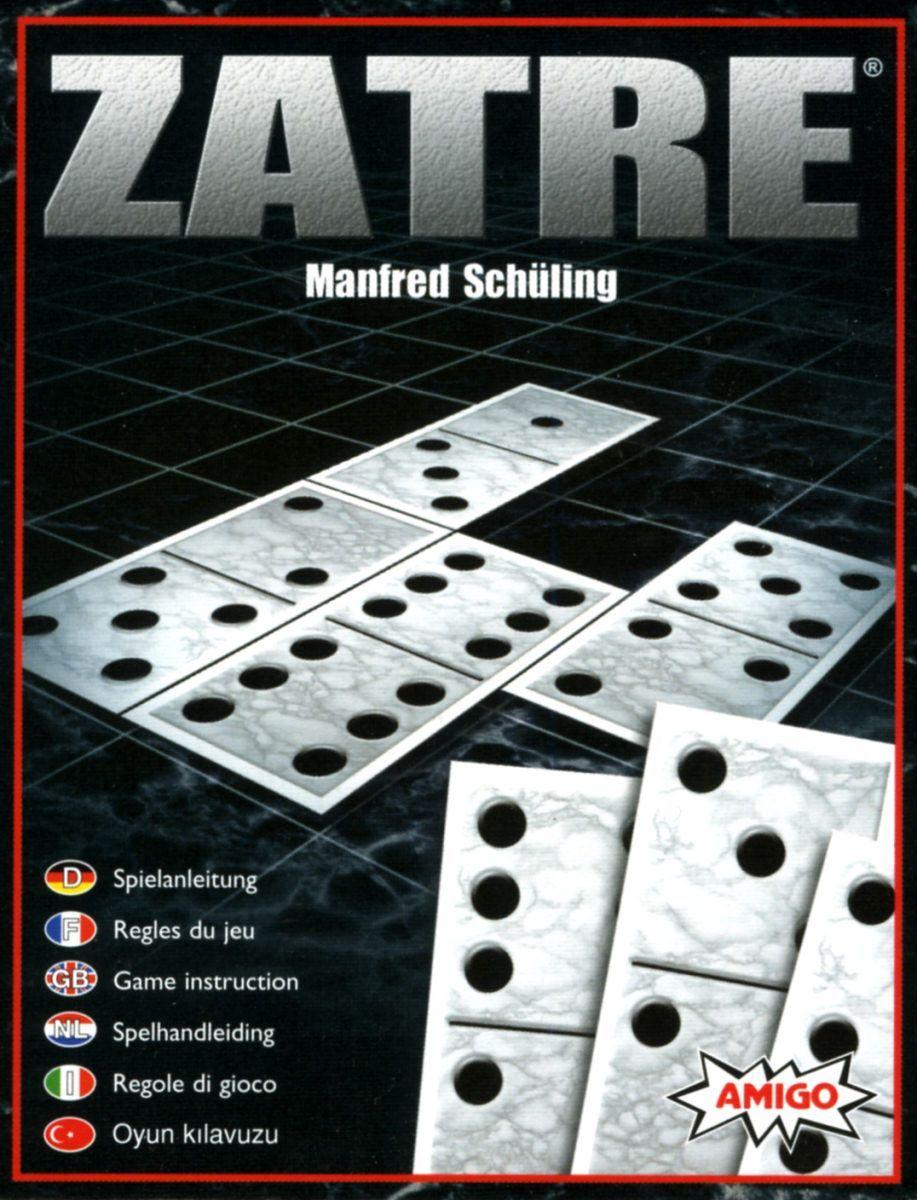 Zatre: Das Kartenspiel