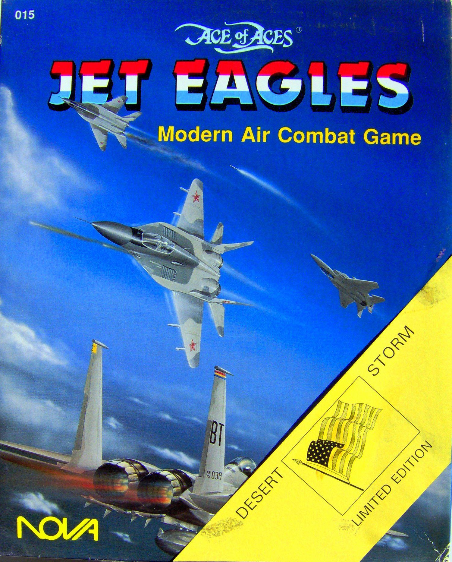 Ace of Aces: Jet Eagles