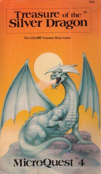 Treasure of the Silver Dragon