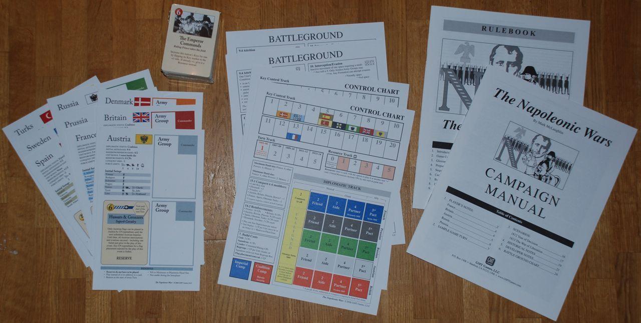 The Napoleonic Wars 2008 Update Kit